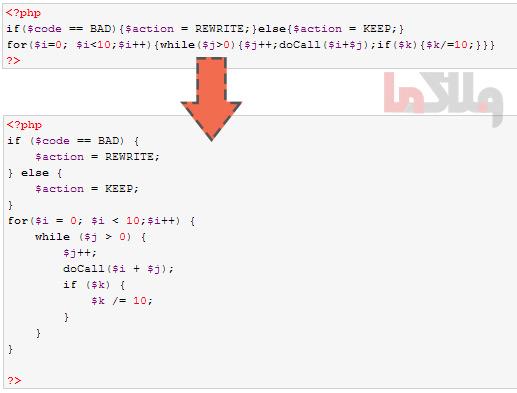 بهینه سازی کدنویسی